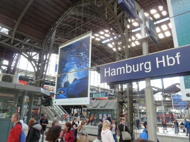 Hamburg- Ice Cave